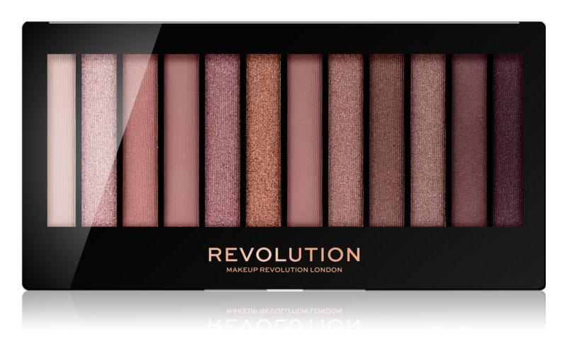 Makeup Revolution Iconic 3 paleta cieni do powiek