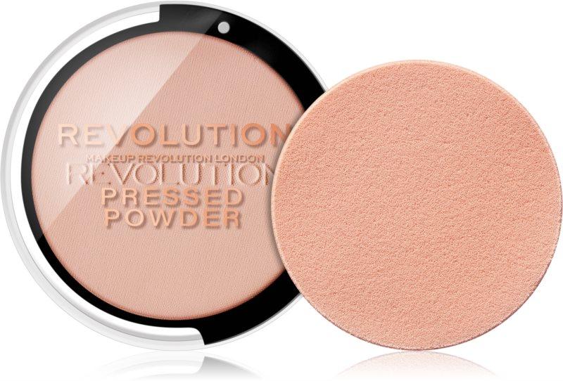 Makeup Revolution Pressed Powder kompaktní pudr