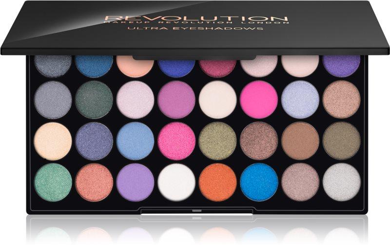 Makeup Revolution Eyes Like Angels szemhéjfesték paletta