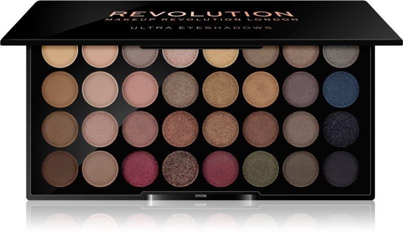 Makeup Revolution Flawless paleta de sombras