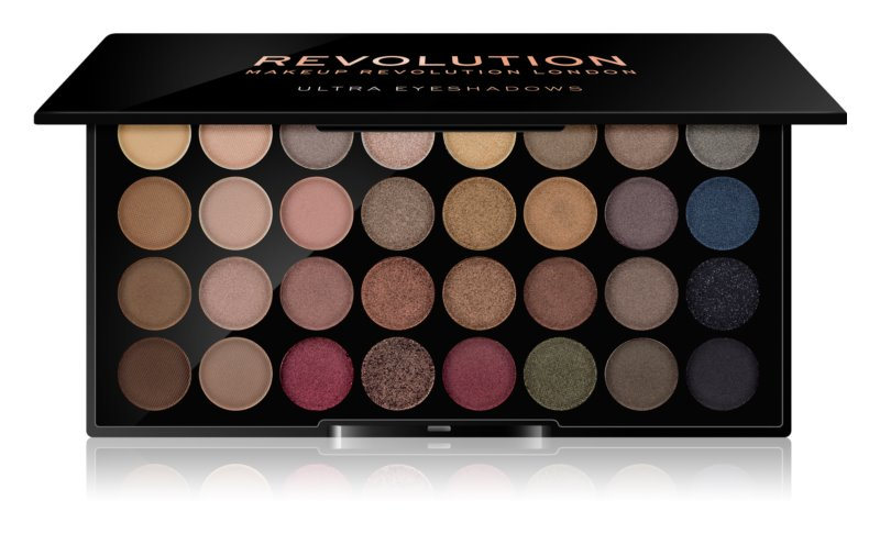 Makeup Revolution Flawless палітра тіней