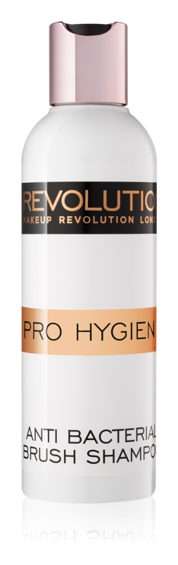 Makeup Revolution Pro Hygiene antibakteriální šampon na štětce