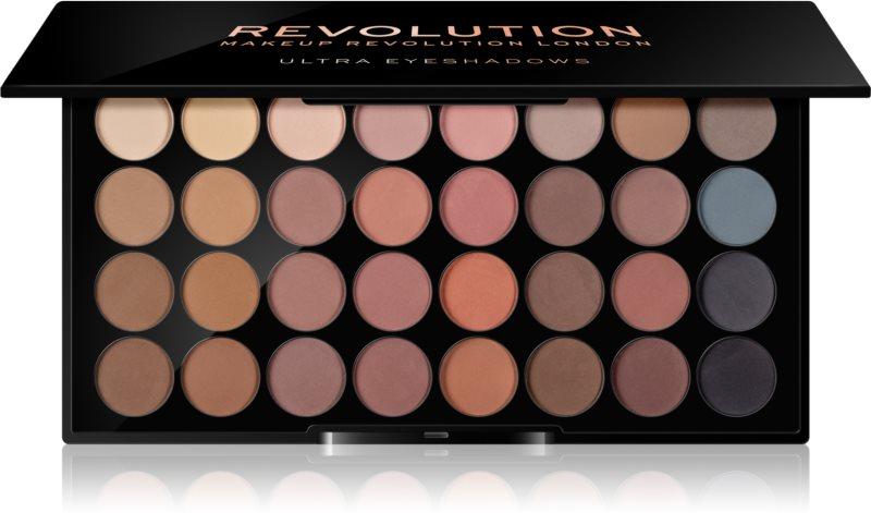 Makeup Revolution Flawless Matte palette de fards à paupières