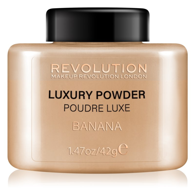 Makeup Revolution Luxury Powder poudre minérale