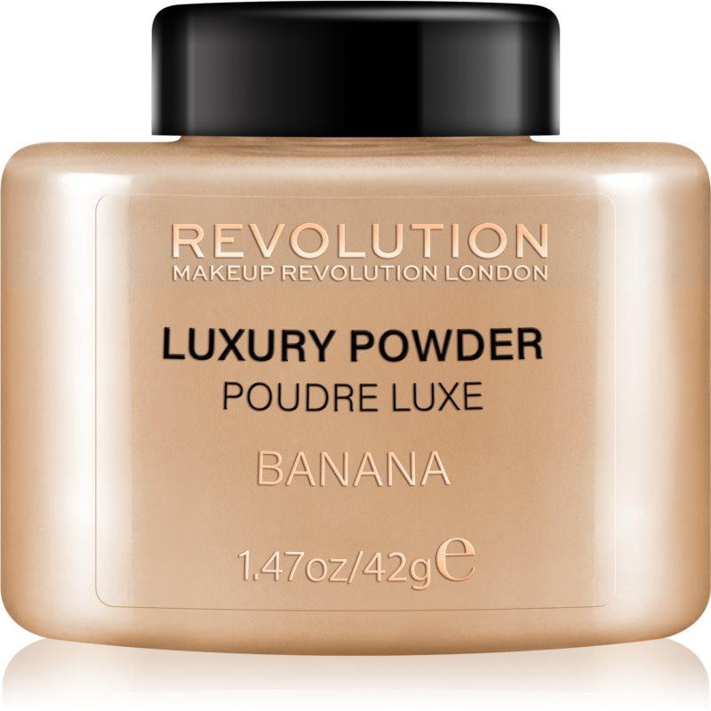 Makeup Revolution Luxury Powder минерална пудра