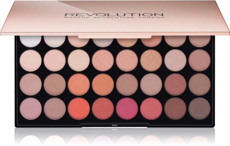 Makeup Revolution Ultra Flawless 3 paleta farduri de ochi