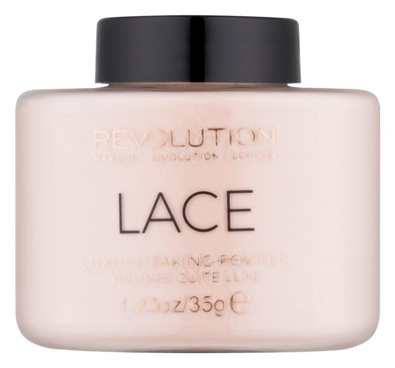 Makeup Revolution Lace minerálny púder