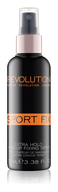 Makeup Revolution Sport Fix Extra sterke Make-up fixing spray