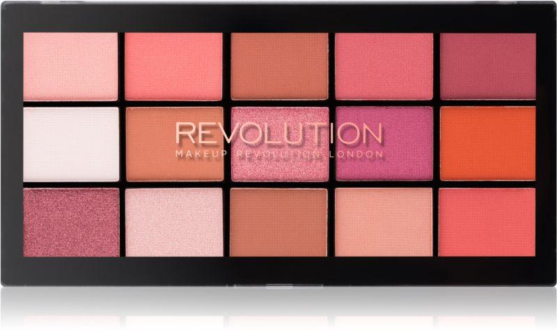 Makeup Revolution Re-Loaded paleta sjenila za oči