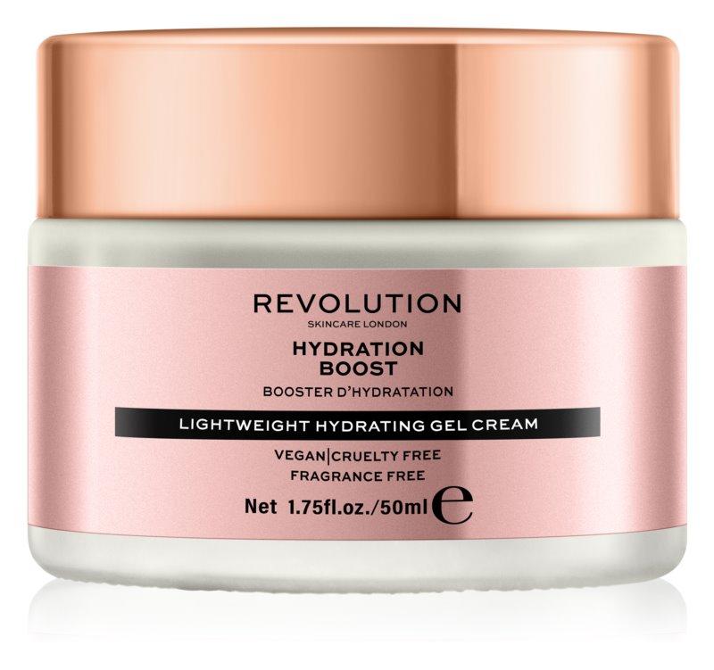Makeup Revolution Skincare Hydration Boost gel-crème hydratant