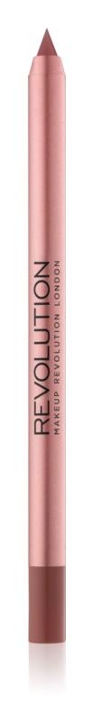 Makeup Revolution Renaissance водостійкий контурний олівець для губ