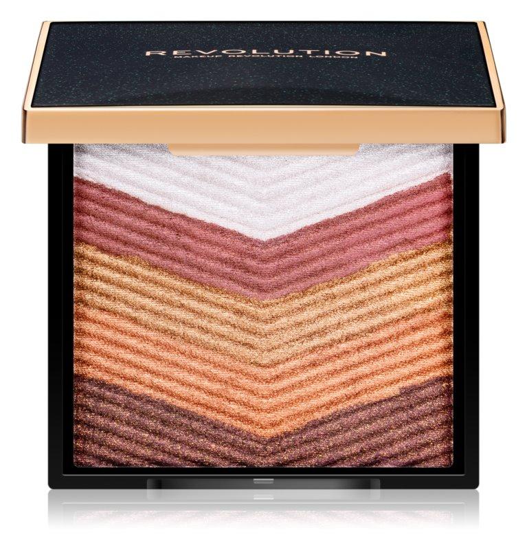 Makeup Revolution Opulence cienie do powiek