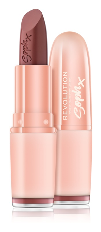 Makeup Revolution Soph X rtěnka