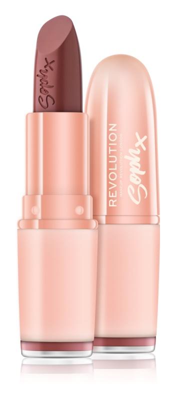 Makeup Revolution Soph X помада
