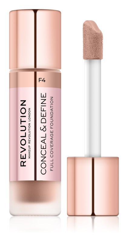 Makeup Revolution Conceal & Define krycí make-up