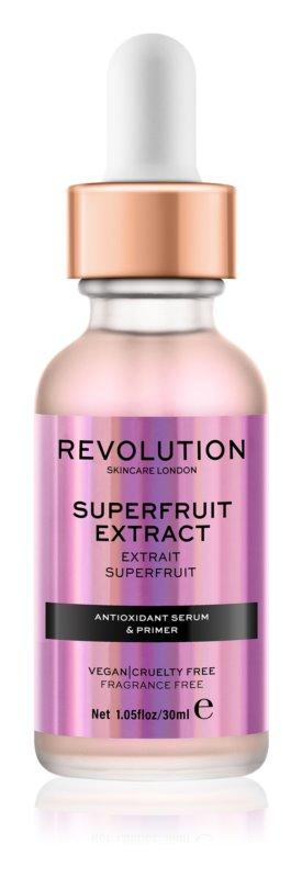 Makeup Revolution Skincare Superfruit Extract antioxidační sérum