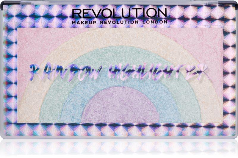 Makeup Revolution Rainbow enlumineur