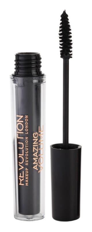 Makeup Revolution Amazing mascara cu efect de volum