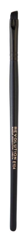 Makeup Revolution Brushes štětec na obočí