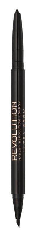 Makeup Revolution Ultra Brow Arch & Shape creion pentru sprancene 2 in 1