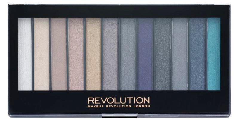Makeup Revolution Essential Day to Night палітра тіней