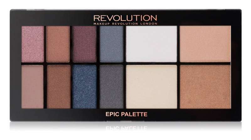 Makeup Revolution Epic Nights multifunkčná paleta