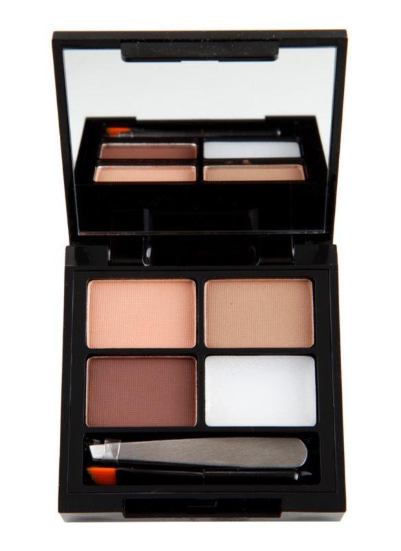 Makeup Revolution Focus & Fix Set für perfekte Augenbrauen