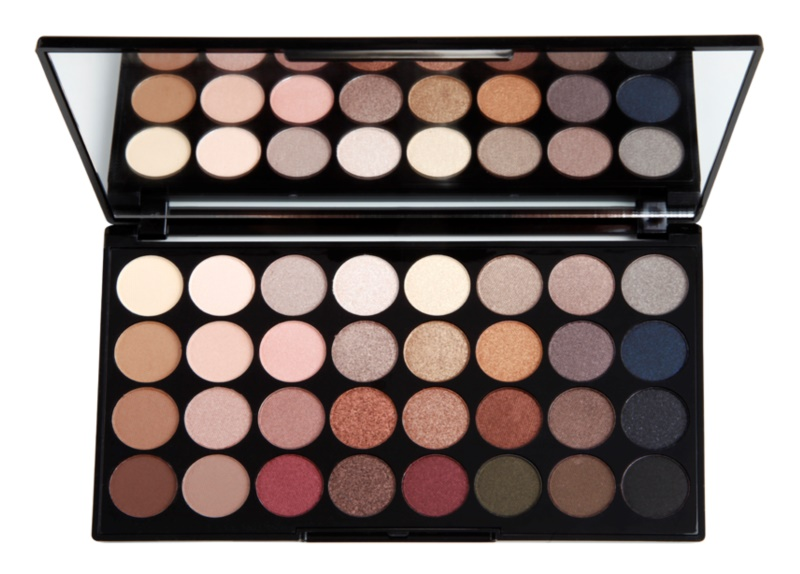 Makeup Revolution Flawless палитра от сенки за очи
