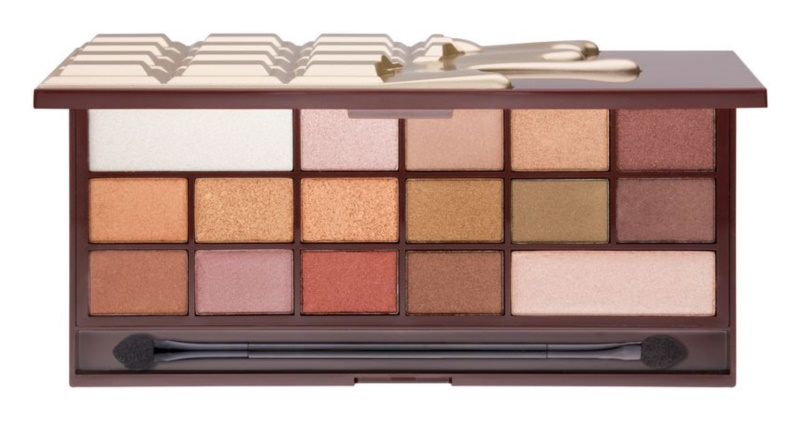 Makeup Revolution I ¦ Makeup Golden Bar palette de fards à paupières