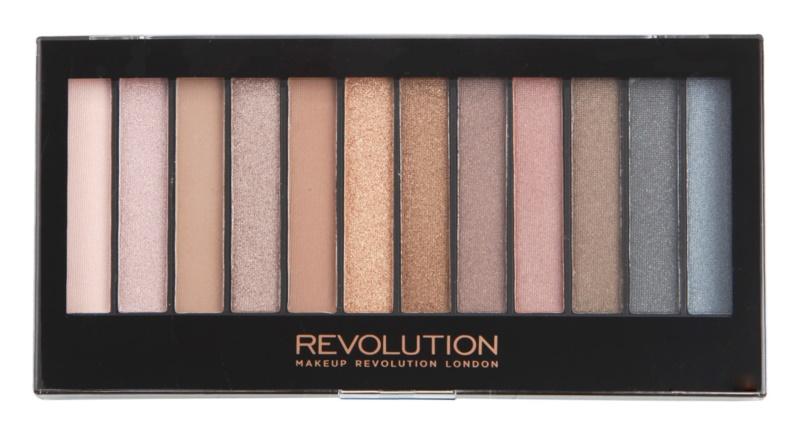 Makeup Revolution Iconic 1 paletka očných tieňov