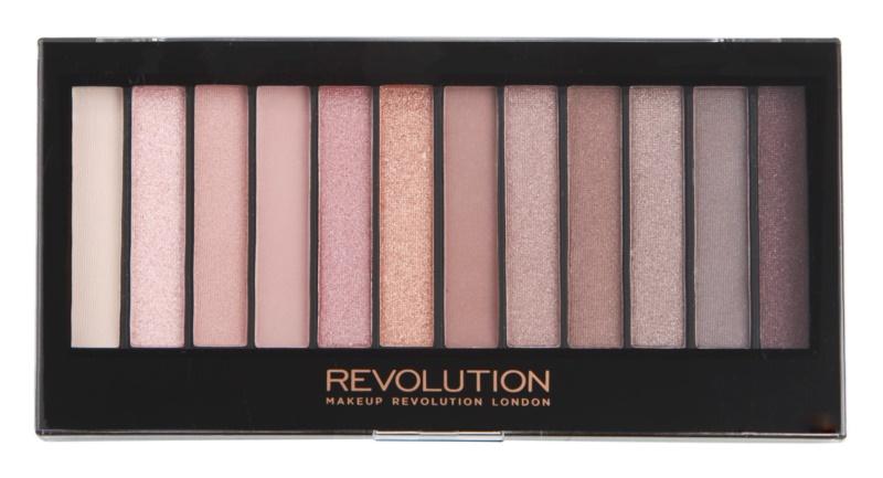 Makeup Revolution Iconic 3 paleta očných tieňov