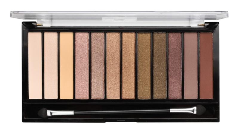 Makeup Revolution Iconic Dreams paleta farduri de ochi cu aplicator