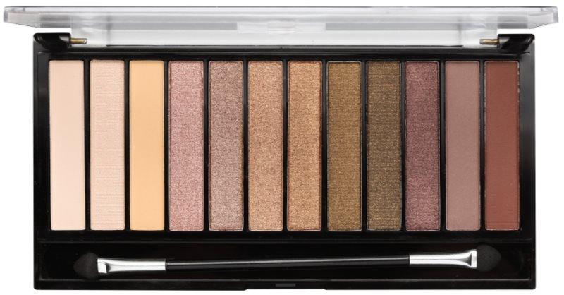 Makeup Revolution Iconic Dreams paleta senčil za oči z aplikatorjem