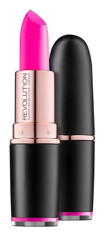 Makeup Revolution Iconic Pro помада з матуючим ефектом