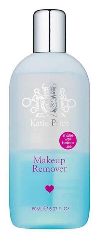 Makeup Revolution Katie Price dvoufázový odličovač make-upu