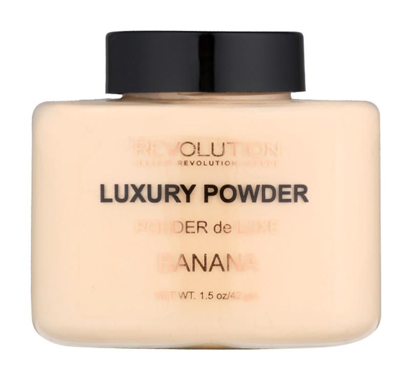 Makeup Revolution Luxury Powder Mineral Powder