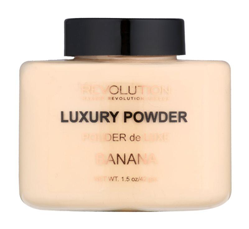Makeup Revolution Luxury Powder pudra cu minerale