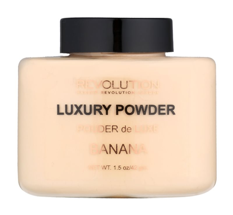 Makeup Revolution Luxury Powder мінеральна пудра