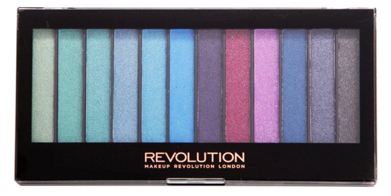 Makeup Revolution Mermaids Vs Unicorns палітра тіней
