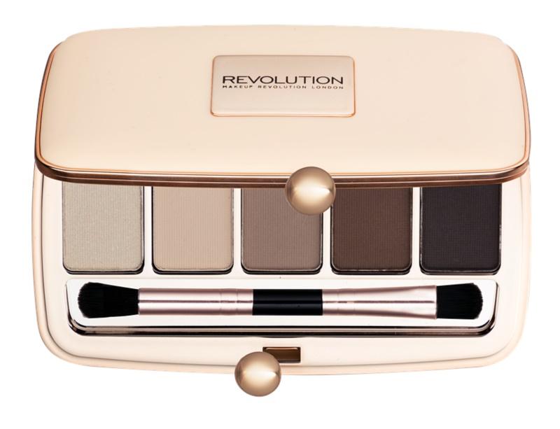 Makeup Revolution Renaissance Palette Day paleta očných tieňov