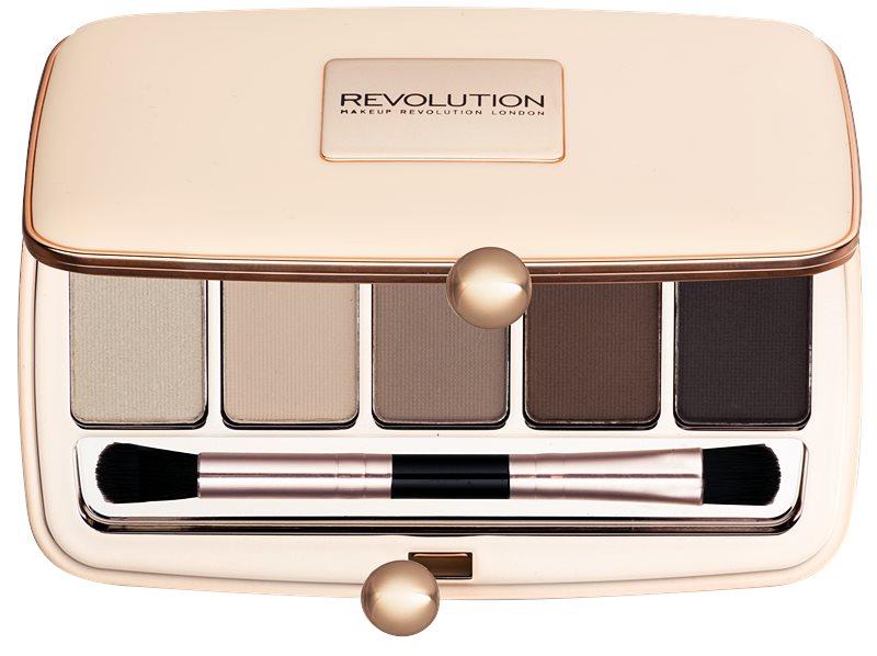 Makeup Revolution Renaissance Palette Day paleta senčil za oči