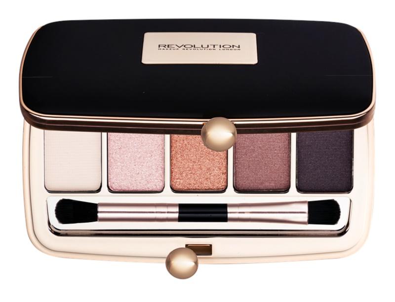 Makeup Revolution Renaissance Palette Night paleta očních stínů