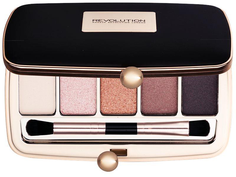 Makeup Revolution Renaissance Palette Night paleta očných tieňov