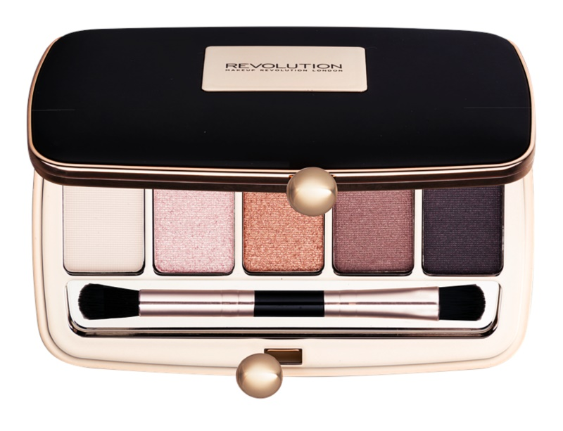 Makeup Revolution Renaissance Palette Night paletka očných tieňov