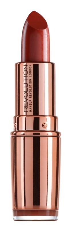 Makeup Revolution Rose Gold ruj hidratant