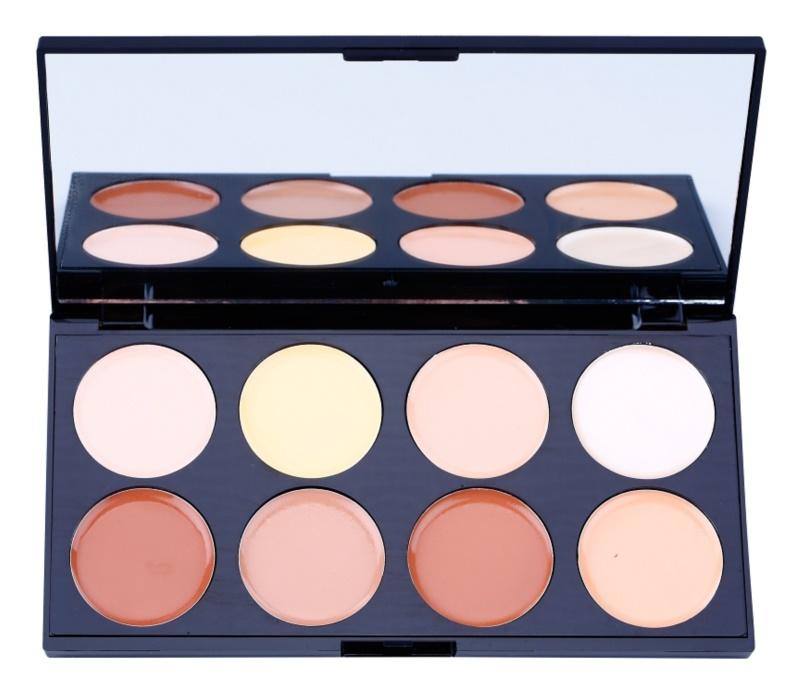 Makeup Revolution Ultra Cream Contour палетка для контурування