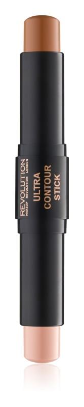 Makeup Revolution Ultra Contour двосторонній контурний олівець