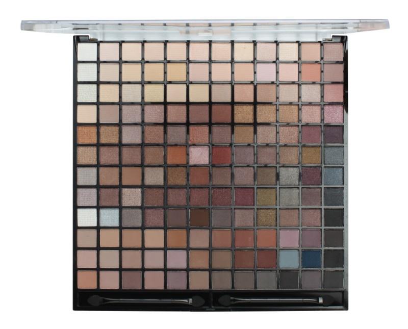 Makeup Revolution Ultimate Iconic paleta očních stínů s aplikátorem