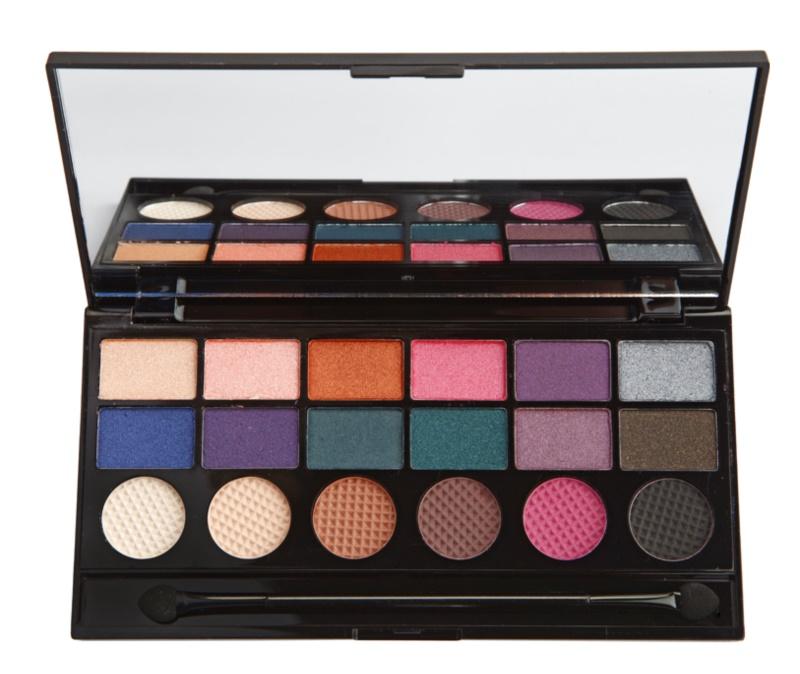 Makeup Revolution Unicorns Unite paleta očních stínů