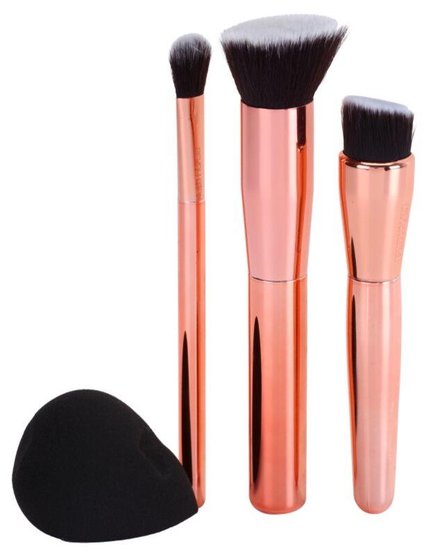 Makeup Revolution Ultra Sculpt & Blend sada štetcov